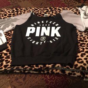 Pink / Victoria's Secret sweatshirt